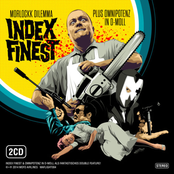 Morlockk Dilemma Index Finest