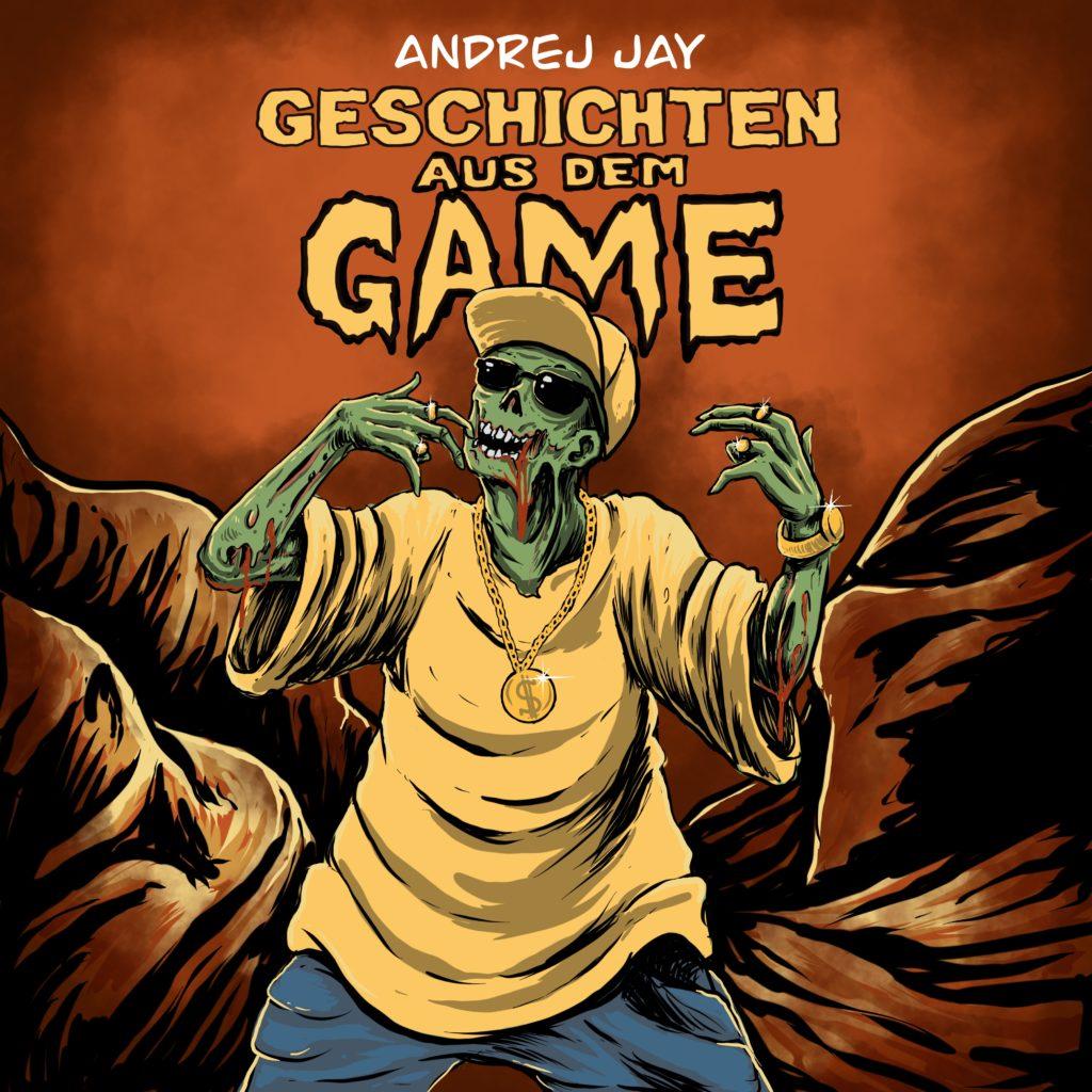 Geschichten aus dem Game andrej jay OUT NOW artwork by aguszoer
