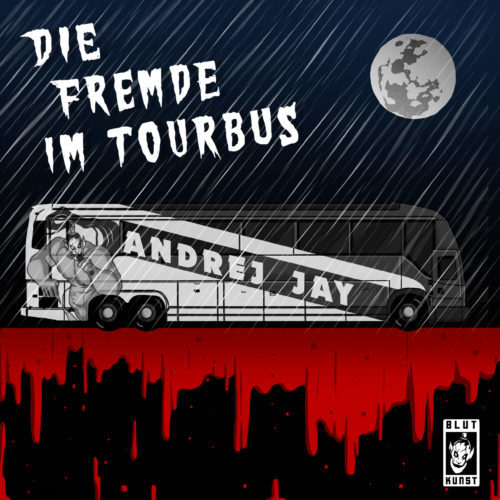 Horrorrap Hörbuch Die Fremde im Tourbus jetzt streamen Artwork by Dancubs